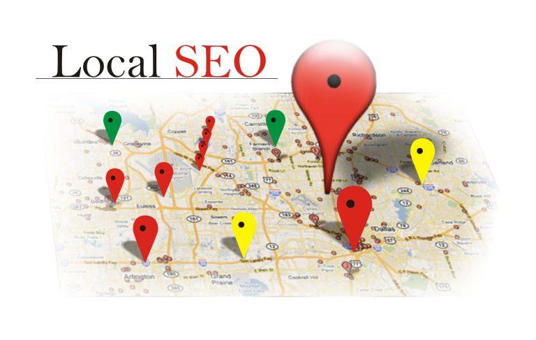 Google Local Maps SEO Concord NC